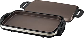 Zojirushi Stainless Brown Electric Pancake Griddle