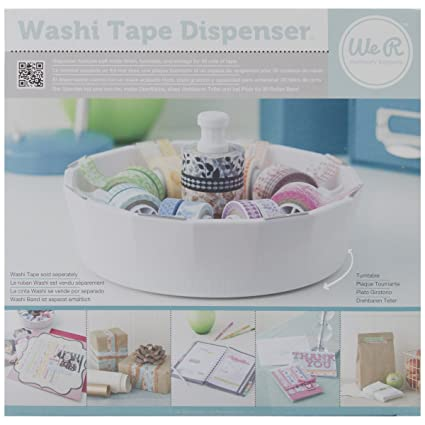 "Neww We R Washi Tape Dispenser-4.5"""" ..."