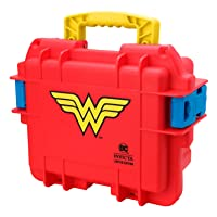 Wonder Woman 3 Slot Red Impact Dive/Collector Case