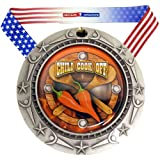 Decade Awards Chili Cook-Off Medal World Class