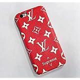 SUPREME シュプリーム iPhoneケース おしゃれ携帯カバー 高品質 (iPhone6/6s) [並行輸入品]