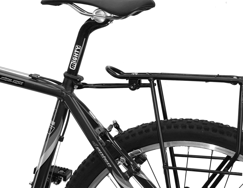 New Axiom Trekk Bike Rack Mount Bicycle Seatpost Clamp Adapter Seat Collar 31.8