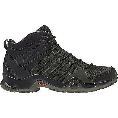 079c608e43c8c adidas outdoor Terrex AX2R Mid GTX Hiking Boot - Men s Night Cargo Night  Cargo