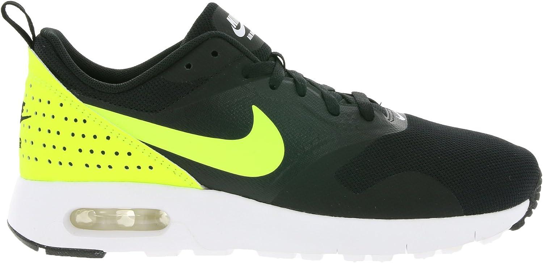 Nike 814443-007, Chaussures de Sport garçon Noir Schwarz Schwarz