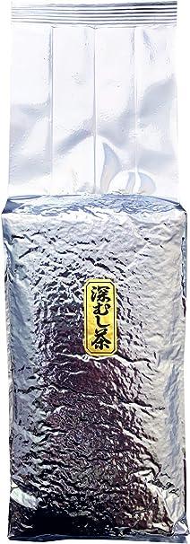 業務用 | 深むし茶600g×1パック | 焙煎仕上 | 日本茶