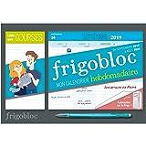 Mini Frigobloc hebdomadaire 2020 - Calendrier d'orga. familiale / semaine (sept. 2019- août. 2020): Le calendrier maxi-aimanté pour se simplifer la vie !