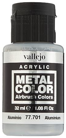 8dd1c7a6a1821 Vallejo Aluminum Metal Color 32ml Paint