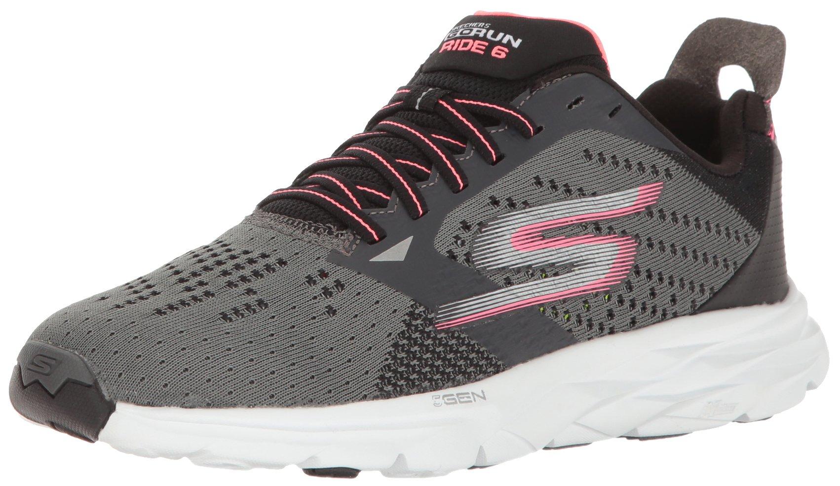 f334f65c21 Galleon - Skechers Performance Women s Go Run Ride 6 Running Shoe ...