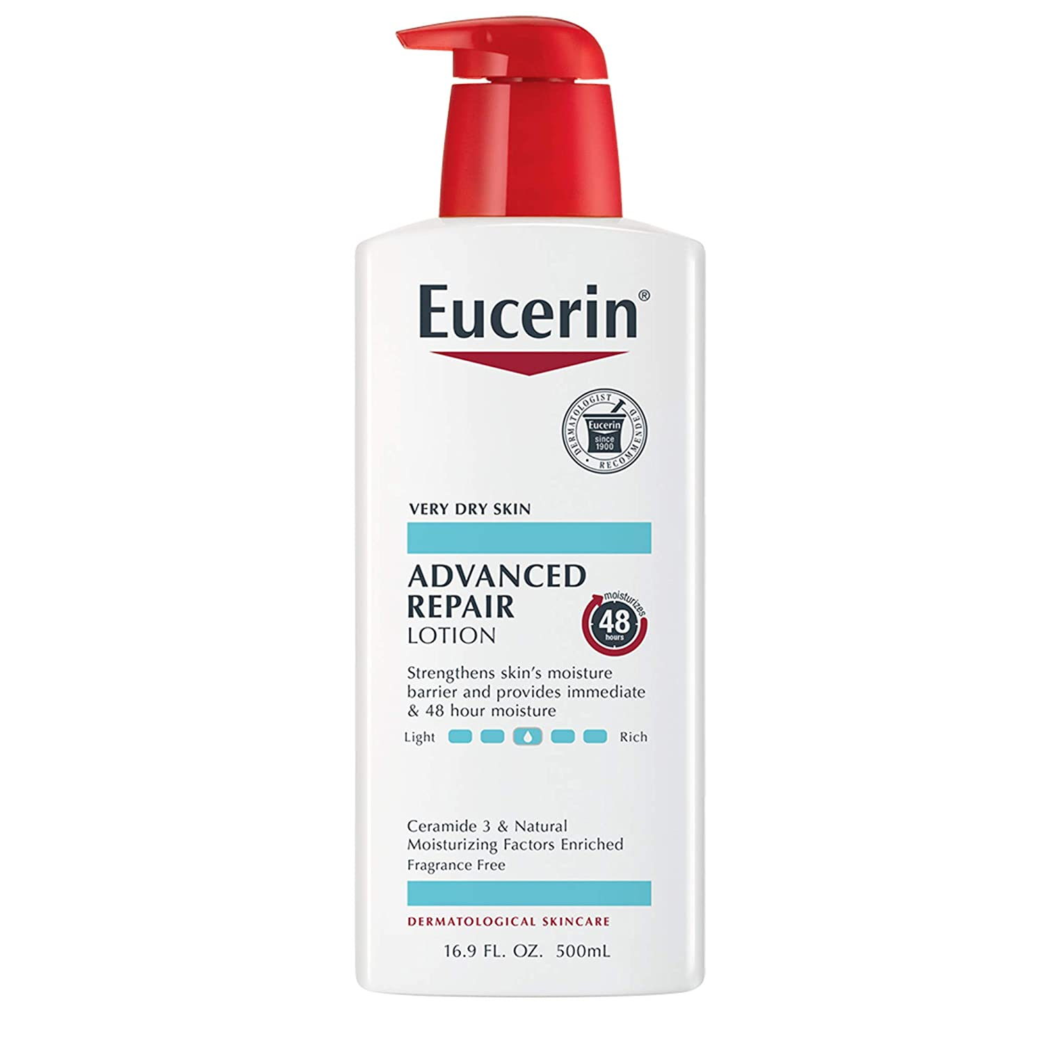 Eucerin Advanced Repair Dry Skin Lotion 16.9 oz