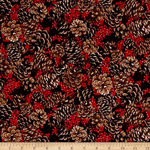 pine cone fabric - 8