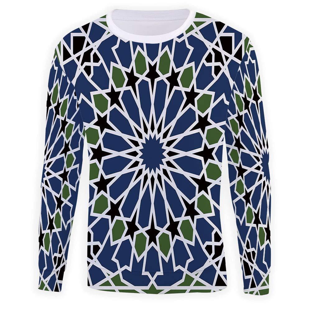 MOOCOM Adult Arabian Crewneck Sweatshirt