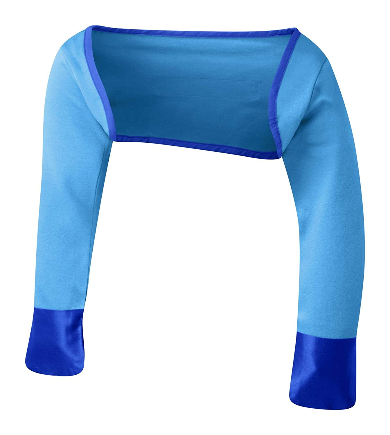 Special Edition Toddler Boys Stay-On Scratch Mitts ScratchSleeves Blue