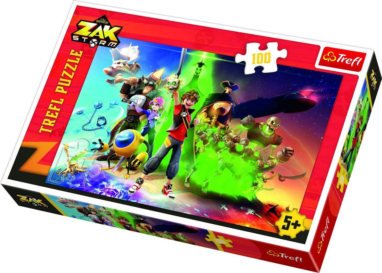 TREFL 5900511163414 Puzzle Puzzle - Rompecabezas (Puzzle ...
