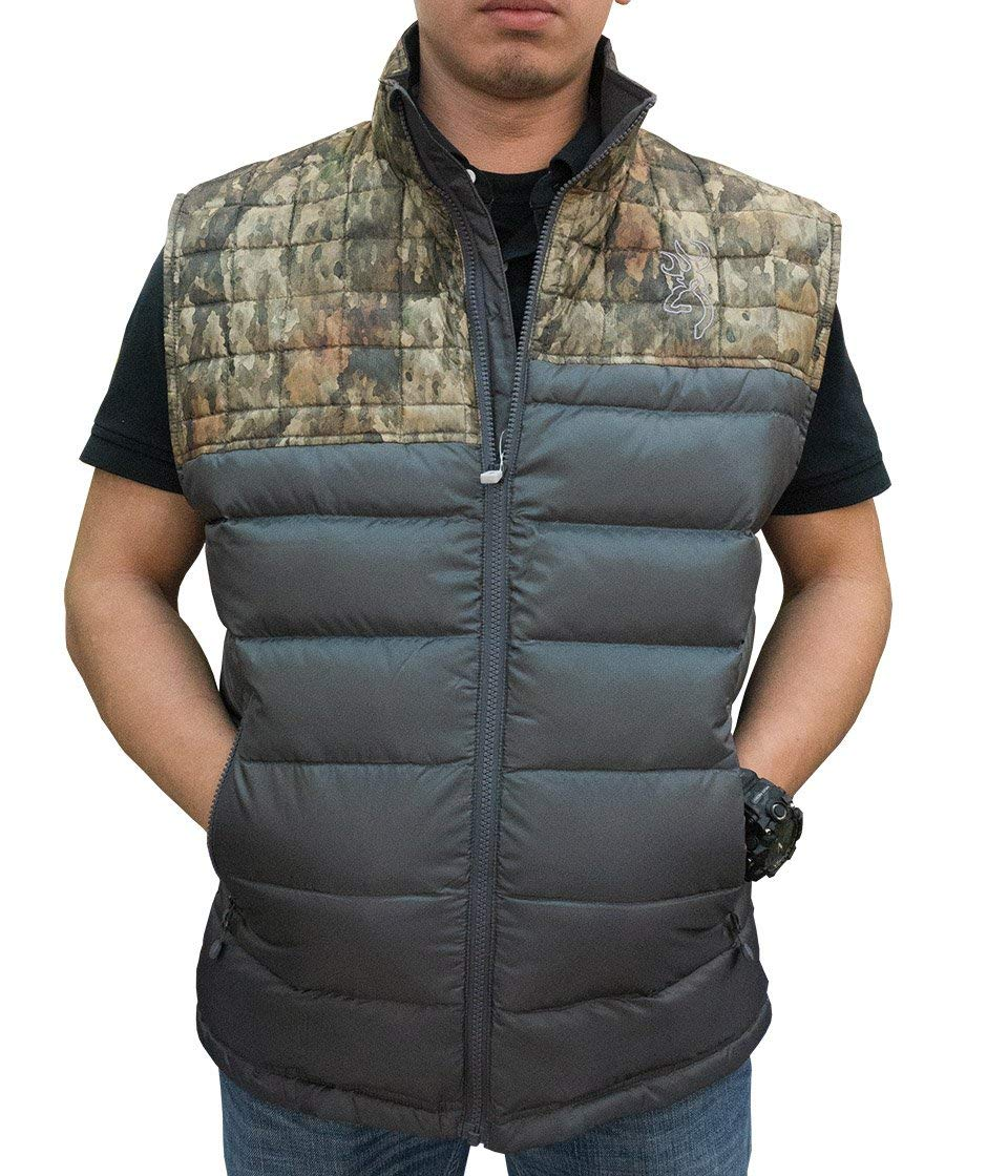 Browning Vest,Down,Td-X,2XL by Browning