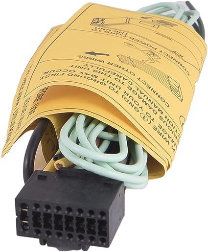 JVC KW-AV71BT KW-AVX640 KW-AVX740 KW-AVX840 KW-AVX848 KW-NSX600 KW-NSX700 OEM Genuine Wire Harness