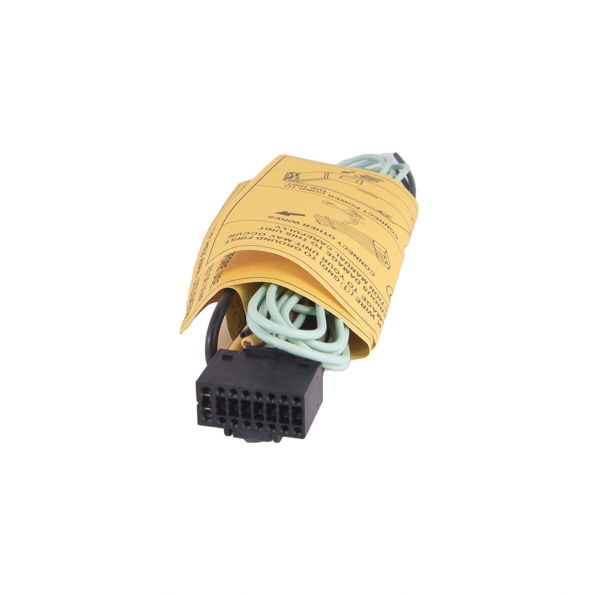 JVC KW-NT30HD KW-NT3HDT KW-NT50HDT OEM Genuine Wire Harness