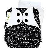 BumGenius 5.0 Pocket Cloth Diaper - Mirror - One Size - Snap