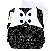 BumGenius 5.0 Pocket Cloth Diaper - Albert - One Size - Snap