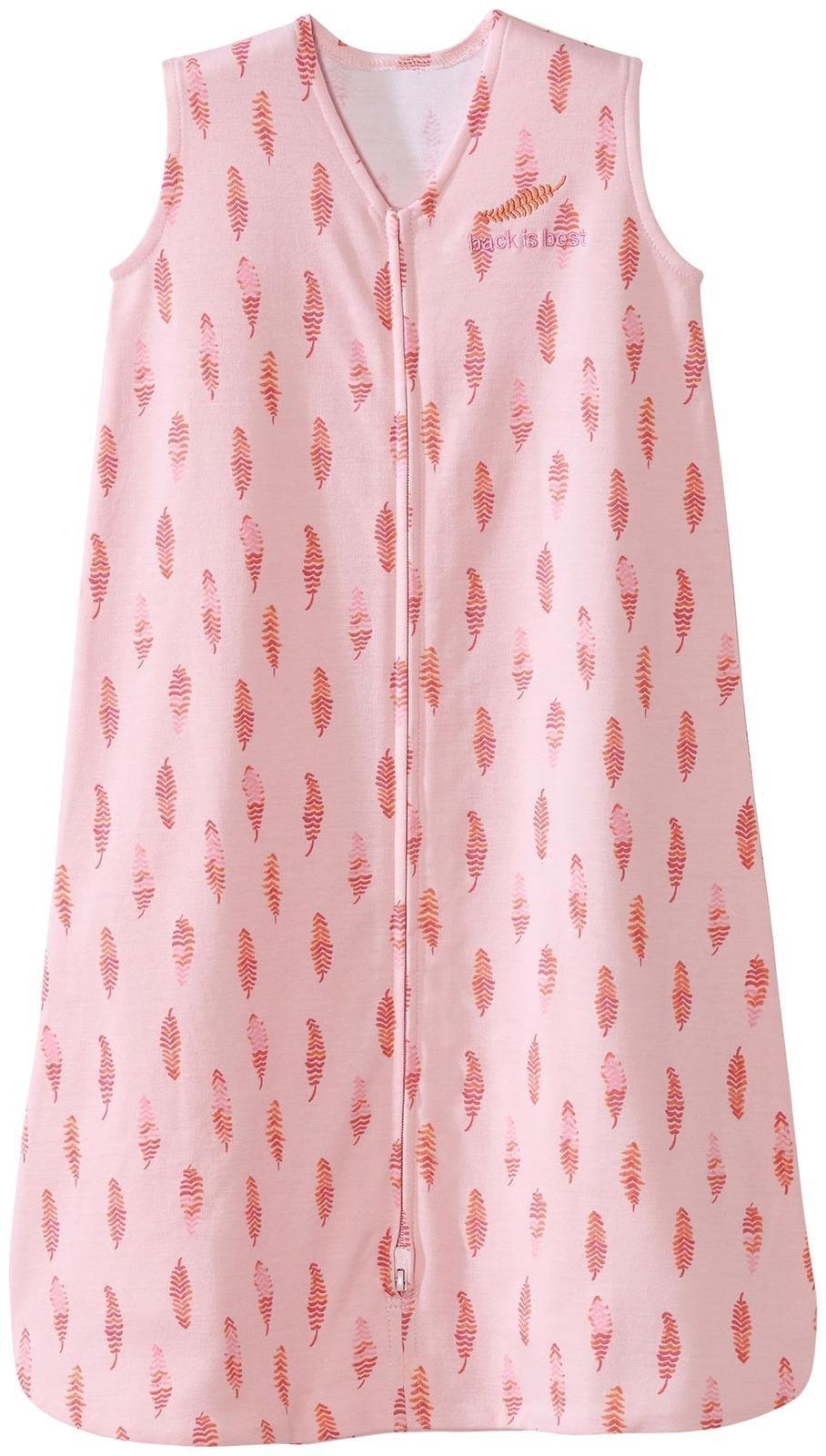 Halo Sleepsack, 100% Cotton, Pink, Small