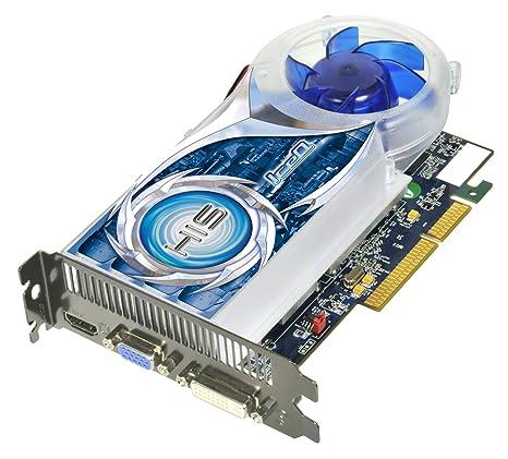 HIS - Trajeta gráfica ATI Radeon HD4670 IceQ AGP (Memoria DDR3 de 1 GB, HDMI, DVI, VGA)