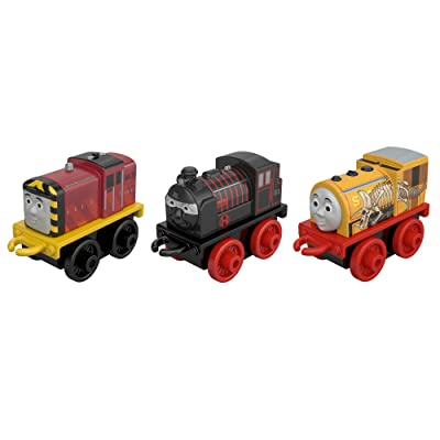 Thomas the Train Minis 3-pack #3: Toys & Games