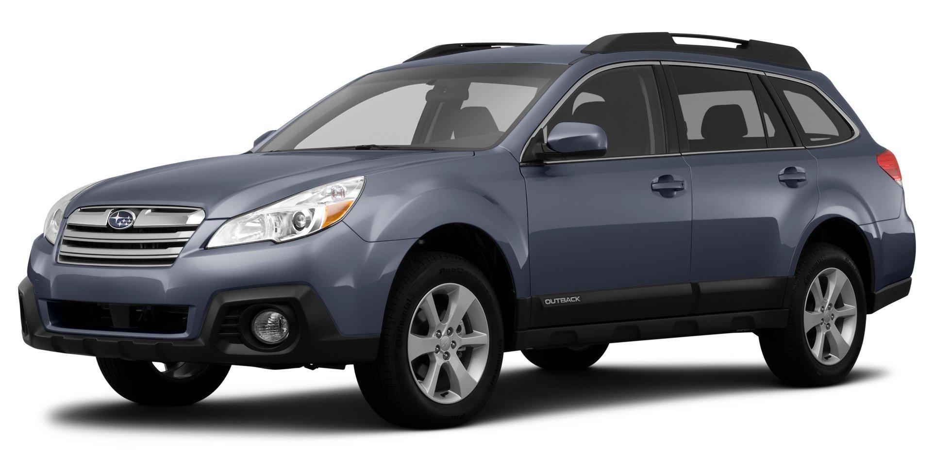 ... 2014 Subaru Outback 2.5i Premium, 4-Door Wagon 4-Cylinder Manual Transmission ...