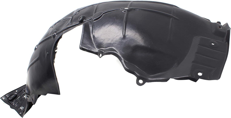Garage-Pro Fender Liner for HONDA CIVIC 17-18 FRONT RH Vacuum Form Sport//Sport Touring Models Hatchback