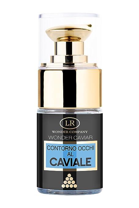 wonder company  Wonder Caviar, contorno occhi al caviale
