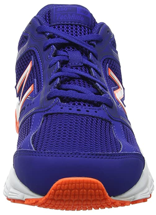 cba671626426e new balance Men's 460 V2 Blue/Orange Running Shoes-11 UK/India(45.5  EU)(11.5 US) (M460CP2): Buy Online at Low Prices in India - Amazon.in
