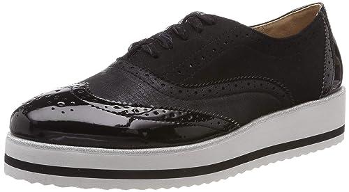 conception de la variété bonne qualité collection entière By Shoes Chaussure Style Derbies Bi Matière - Femme