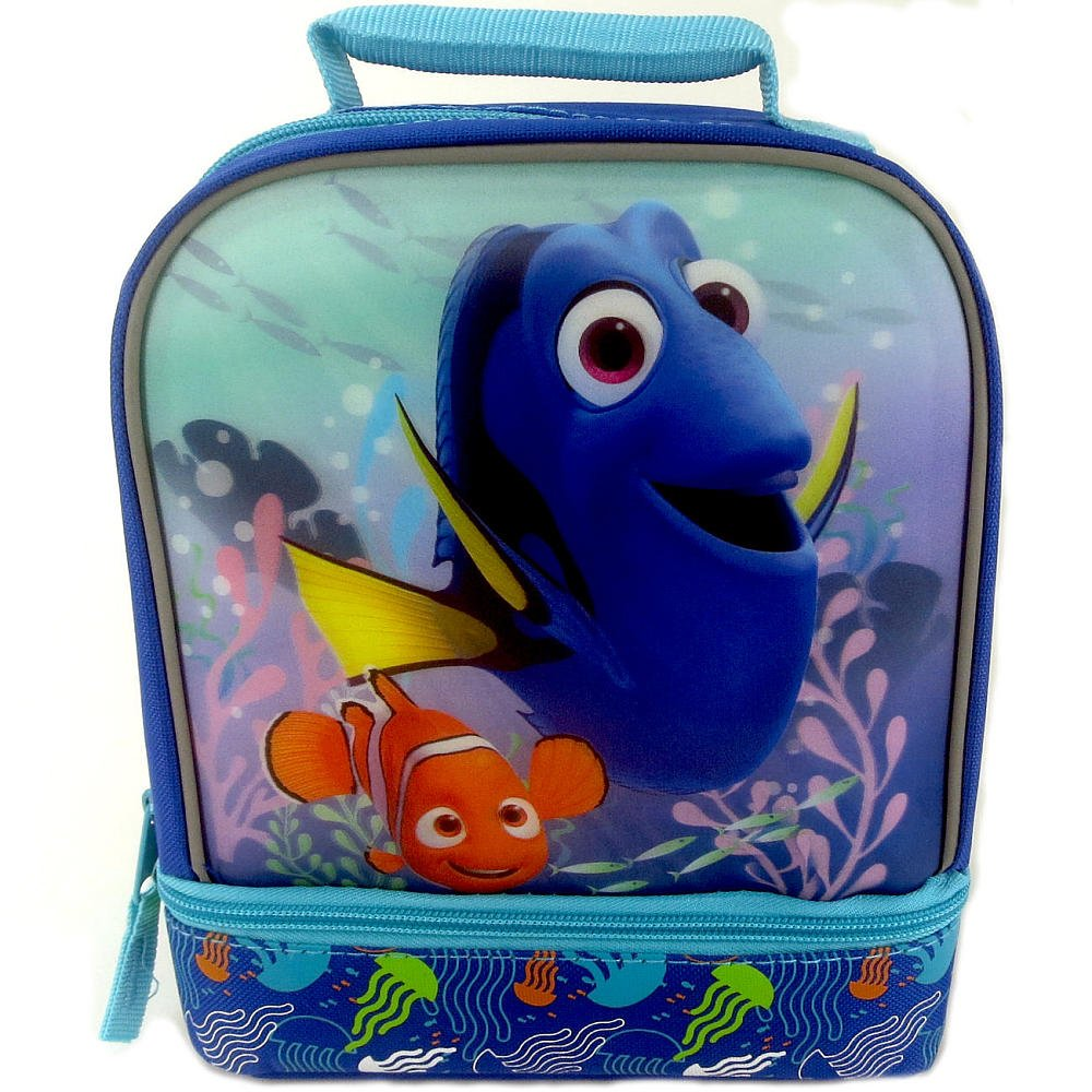 Disney Pixar Finding Dory Drop bottom Lunch Kit