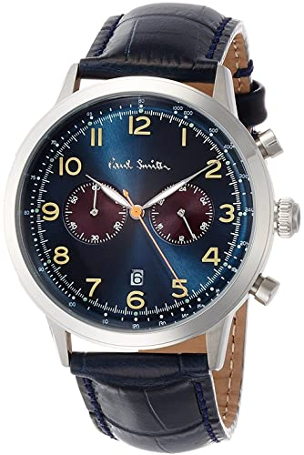 products watch police leather s men watches collections blue driver