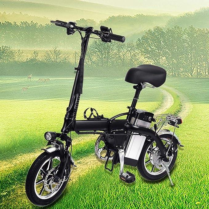 Adminitto88 - Bicicleta eléctrica de Segunda Mano, minibicicleta ...