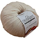 Cascade Yarns - Cascade 220 Superwash [DK-3] - Winter White #910a