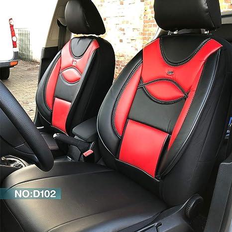 Maß Sitzbezüge Kompatibel Mit Ford Ranger Fahrer Beifahrer Ab Bj 2015 Farbnummer D102 Baby