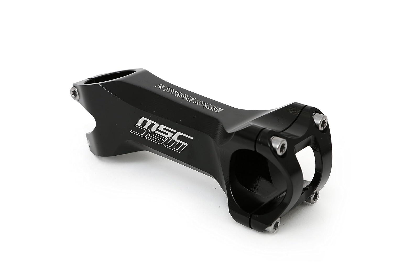 100 x 31.8 mm 16,5/º MSC Bikes STEMXC29100 Potencia Negro//Black