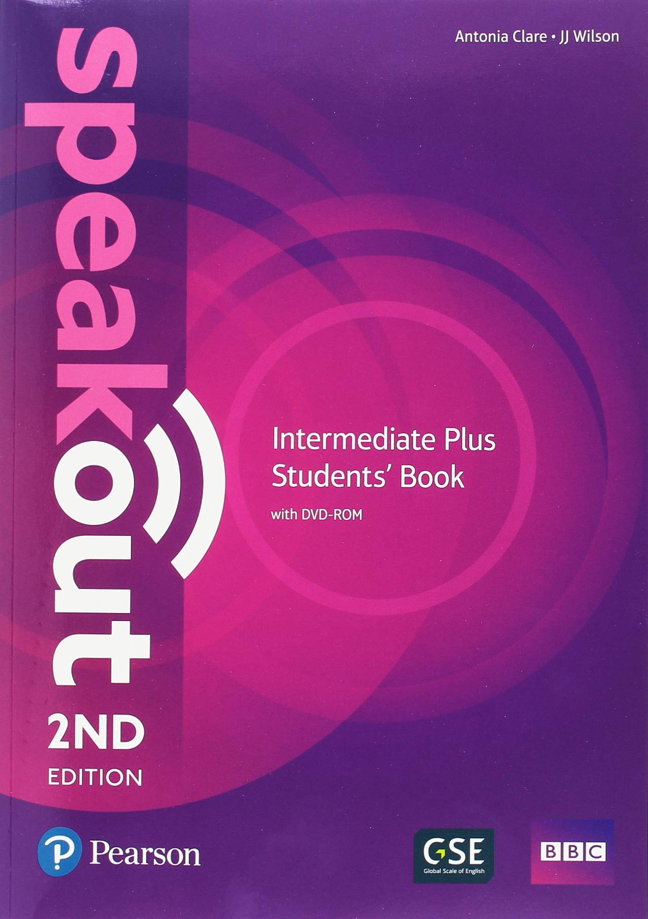 Speakout Intermediate Plus 2nd Edition Students Book/DVD-ROM/Workbook/Study Booster Spain Pack: Amazon.es: Clare, Antonia, Wilson, JJ: Libros en idiomas extranjeros