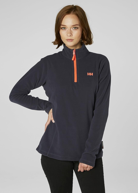 Helly Hansen Womens W Daybreaker 1//2 Zip Fleece Jacket