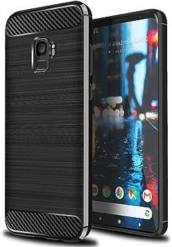Ferlinso Funda para Samsung Galaxy J6 2018, Silicona Flexible ...