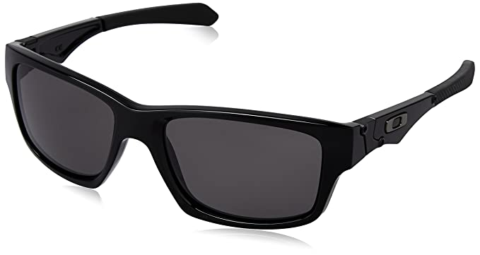 05ac733f2ce56 Oakley Jupiter Squared Men s Lifestyle Sports Sunglasses Eyewear - Polished  Black Warm Grey