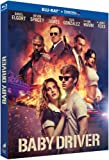 Baby Driver [Blu-ray + Digital UltraViolet]
