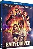 Baby Driver [Blu-ray + Digital UltraViolet]