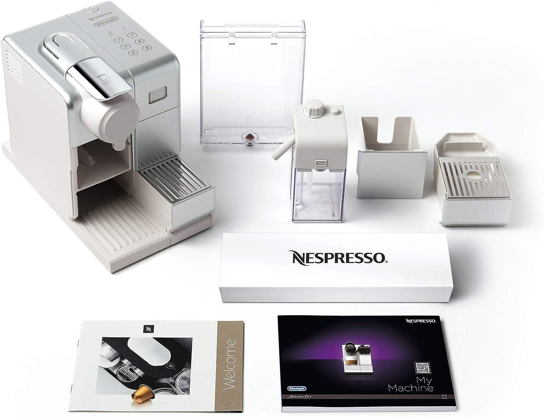 Nespresso DeLonghi Lattisima Touch Animation EN560.S - Cafetera ...