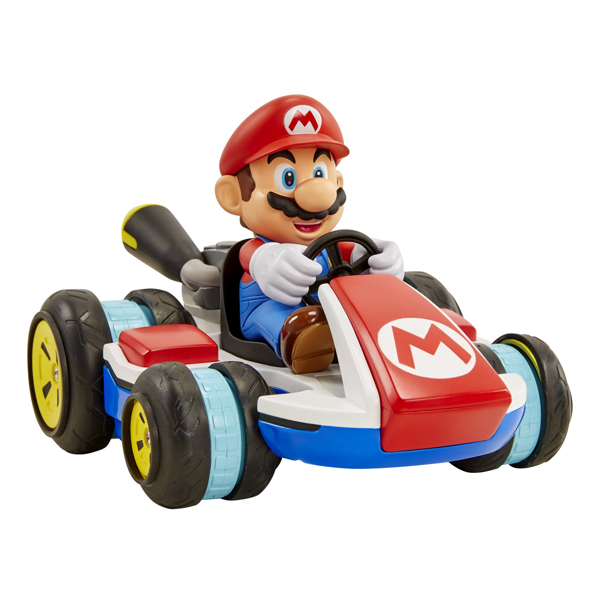 NINTENDO Super Mario Kart 8 Mario Anti-Gravity Mini RC Racer 2.4Ghz by Nintendo (Image #2)