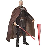 """Star Wars- The Black Series- 6"""" Count Dooku Action Figure- Star Wars: Attack Of The Clones- Kids Collectible Toys- Ages…"""
