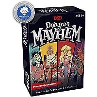 D&D Dungeon Mayhem - Educatief kaartspel - Claim de schat! - Voor kinderen en volwassenen - Taal: Nederlands