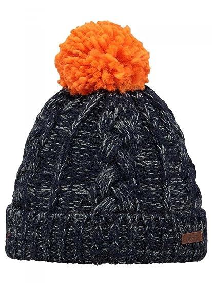 06f642a4372 Barts Neak Kids Beanie 53 cm Navy  Amazon.fr  Vêtements et accessoires