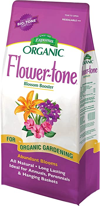 Top 10 Flowertone Organic Plant Food