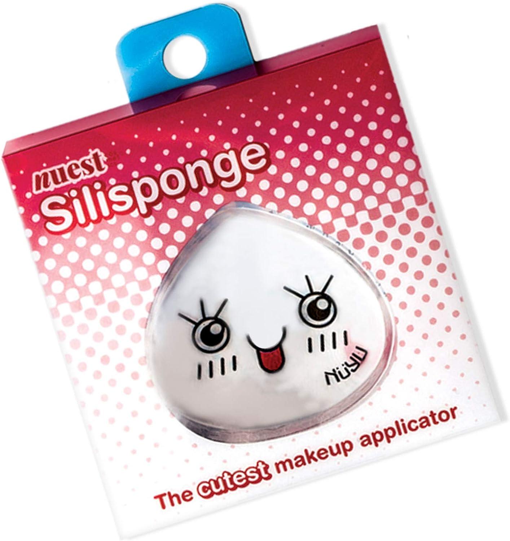 NuYUAplicador y licuadora de silicona hipoalergénica SilisSponge ...