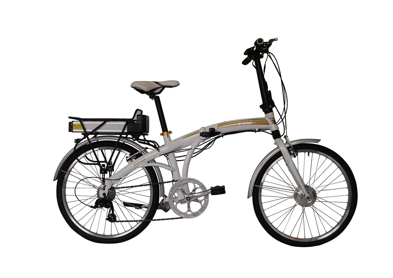 FEM Bicicleta Eléctrica Plegable 24
